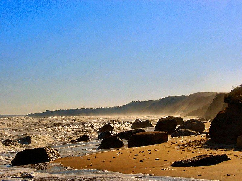 Lucy Vincent Beach Surf, Martha's Vineyard