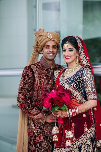 Le Cape Weddings - Indian Wedding - Day 4 - Megan and Karthik Formals 44.jpg