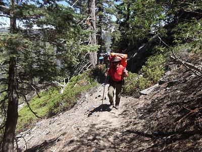 6/8/2013 - Anderson Peak Backpack