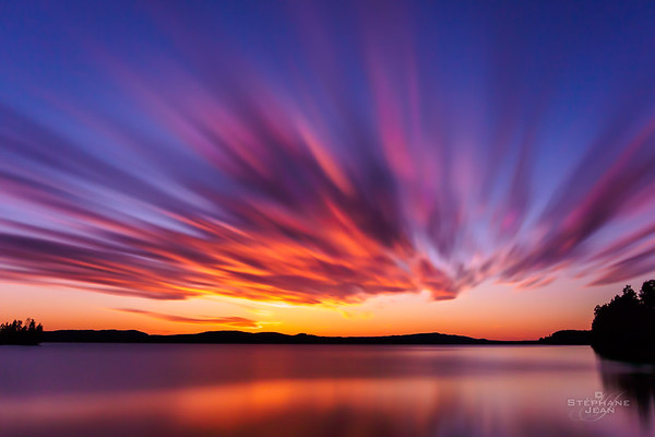 Sunset Supernova