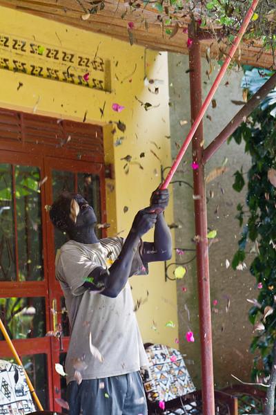 Entebbe guesthouse