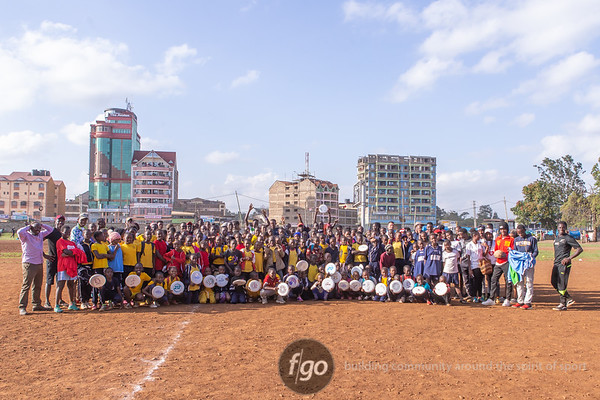 2-8-20 Ultimate Introduced to Kids at Ngong Road Children's Foundation