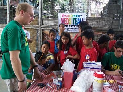 PBC 2011 Medical Mission