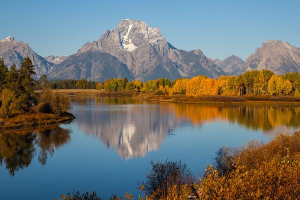 Grand Teton trip, Sept 2015