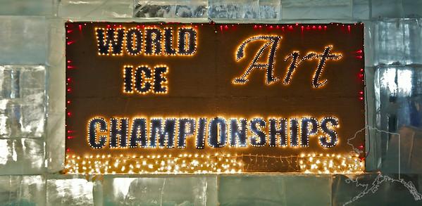 World Ice Championships at Fairbanks 2012