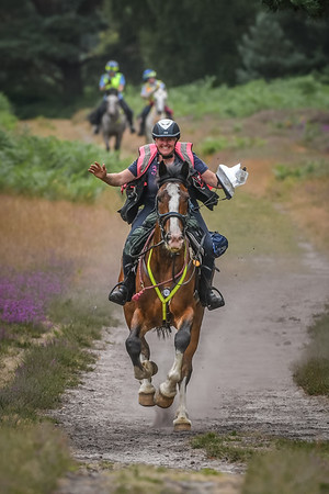 TREC GB SEIB National Championships, 29th - 31st July 2016