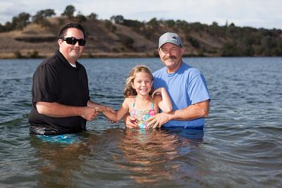 Sept 29 2013 Baptism