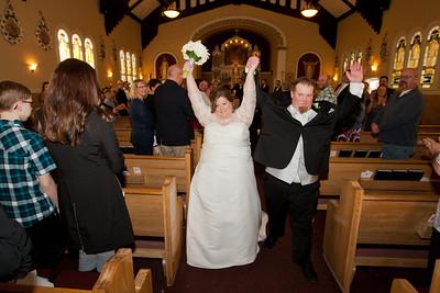 Garbarino / Huntsman Wedding