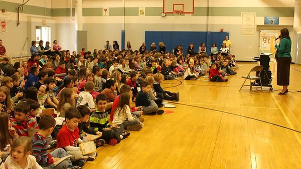 Read Across America Week at Atkinson Academy