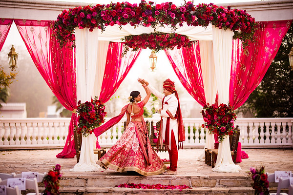 Shivani & Harshil