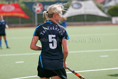 2008_10_25 National Maori Hockey Tournament Whahine (women) Taitokerau 1 vs Tairawhiti