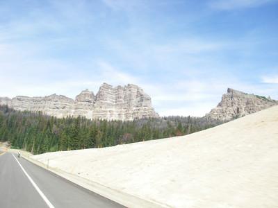 Middle Teton - Aug '11