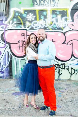 Brenna and David 2015