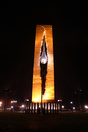 9-11 Memorial (The Tear Drop ) Bayonne NJ 12-4-11