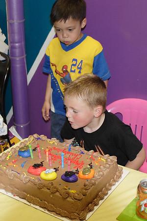Christopher's 6th Birthday (28 Jan 2006)