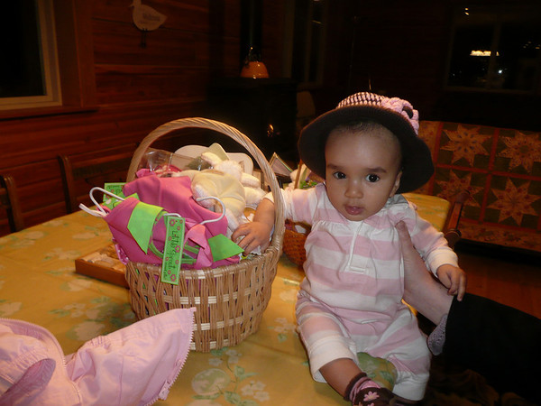 Easter at Melanie & Alex's 2009