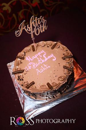 Ashti's 16th Birthday
