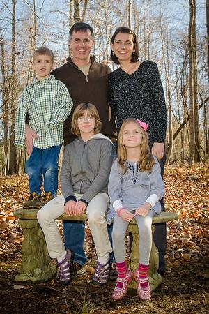 November - Thanksgiving - families