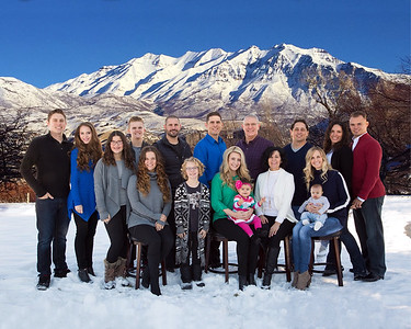 The Wakefield Family Picture