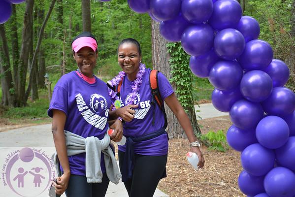 2013 Purple Warrior 6K Walk