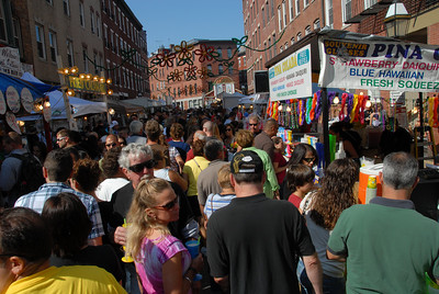 Saint Anthony's Feast North End Boston