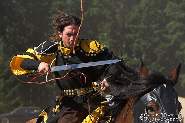 Cavallo Equestrian Arts - Jousting