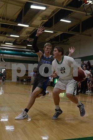 Des Moines Christian @ St. Edmond Boys Basketball