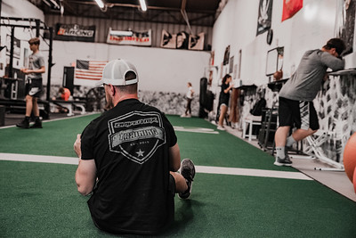 Joel Younkins Training