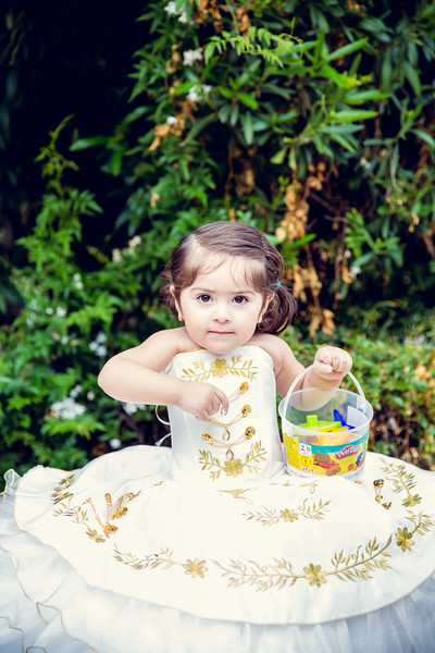 Meredith Casteneda Baptism | 04.22.17