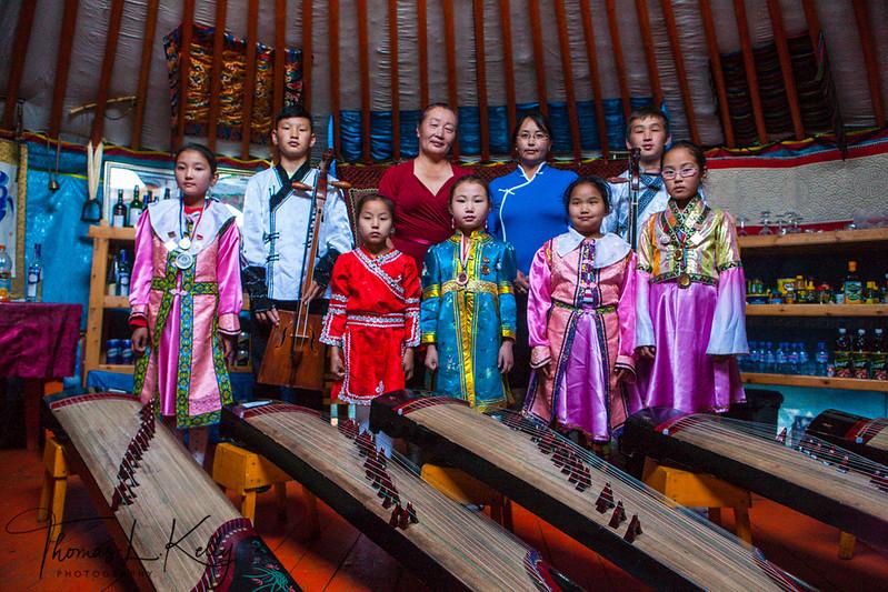 Mongol Musician