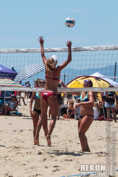 USAV - Santa Monica U17/U19 - 07/19/15
