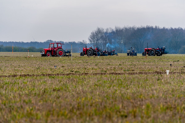 Lindholme Ploughing Match 07.04.2018