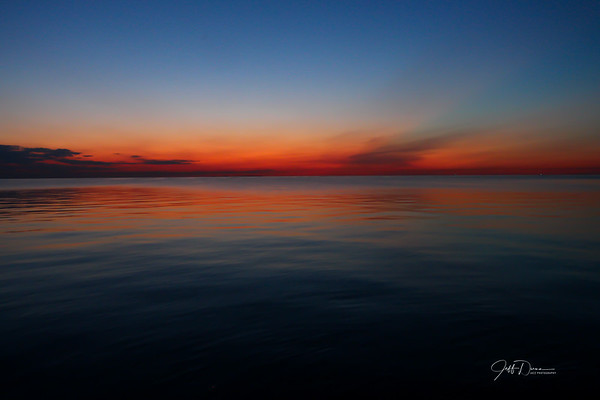 Sunrise - Blossom Heath Park - St. Clair Shores - 8-22-2020