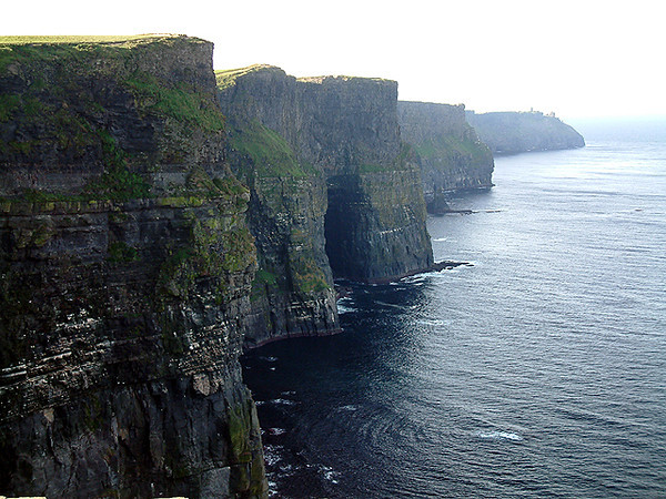 Cliffs of Moher - The Cliffs