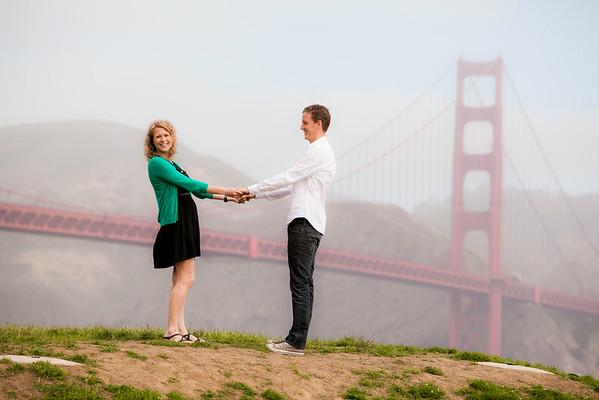 Bart & Ilsa (San Francisco 2014)