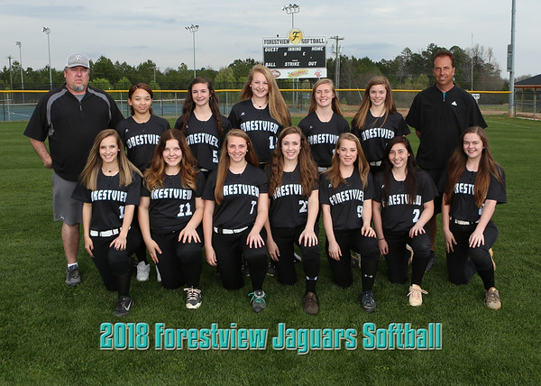 Forestview Team Photos