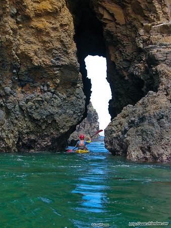 Channel Islands July 2010
