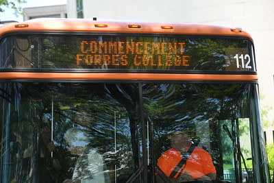 Forbes College Diploma Distribution