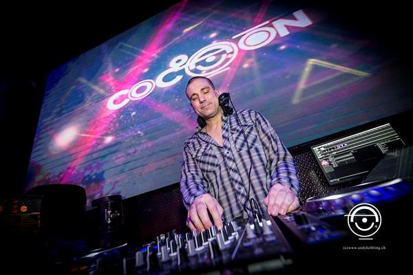 Cocoon Phuket DJ Aaron James 6.5.2017