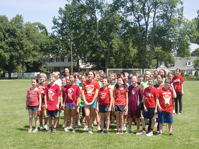 Travell Field Day 2012