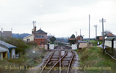 West Somerset Railway - 1980 and 1990s