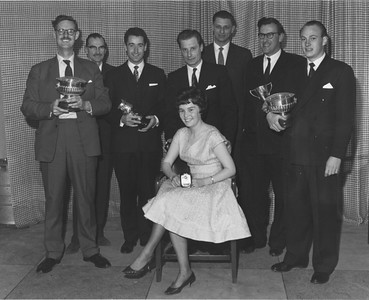 1960-63 Awards Presentations