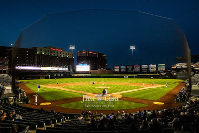 Baseball (Varsity) vs Noble at Bricktown, April 11