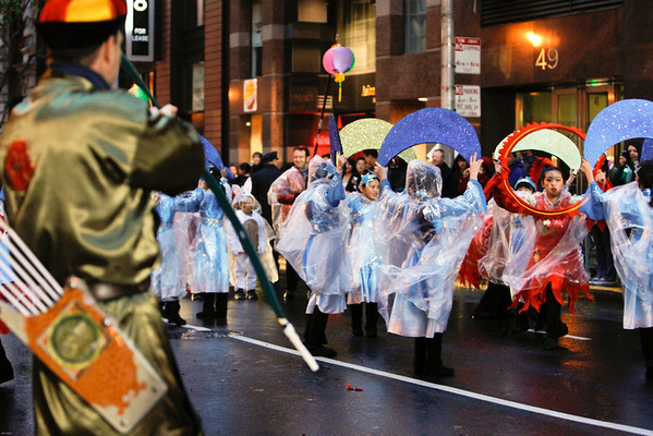 Chinese New Year Parade 2011
