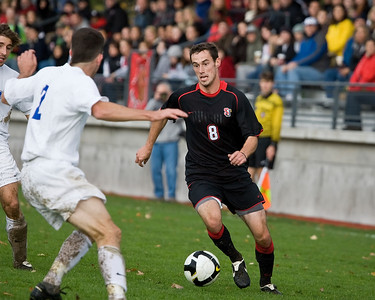 Mens Soccer November 8, 2009