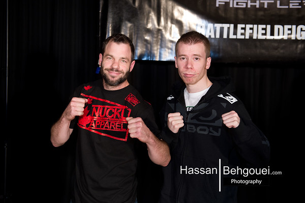 BattleField 20 Weigh Ins (11_23_12)