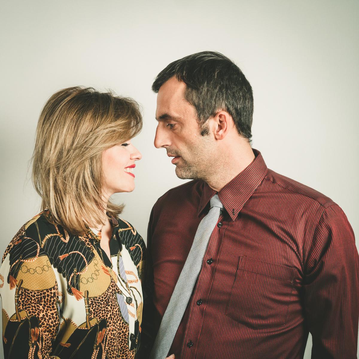 Aris & Nancy
