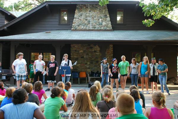 2011 FAME Arts Camp
