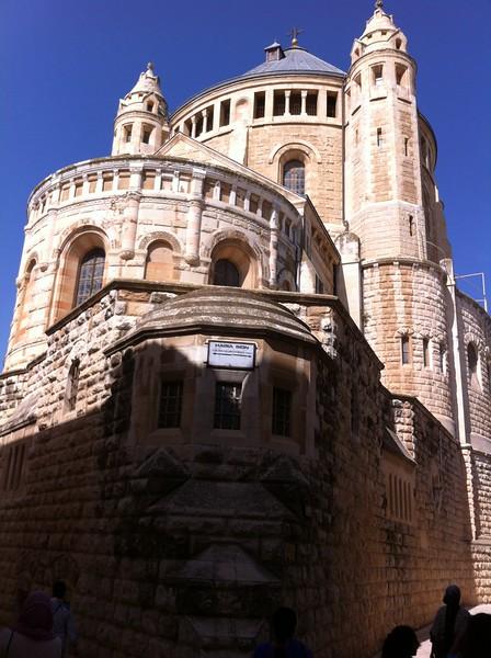 7 Храм Успения Пресвятой  Богородицы (монастырь Дормицион).  Среда, 13 мая, 9:50