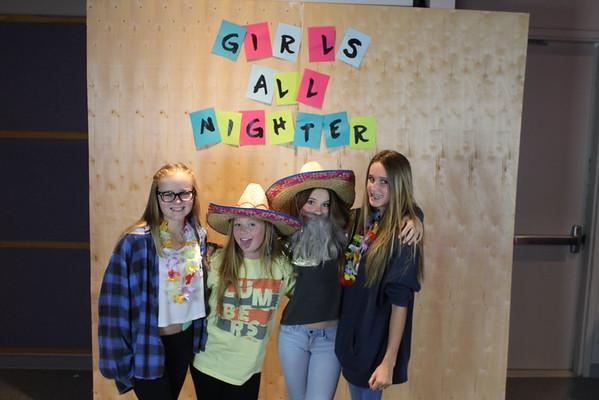 Girls All Nighter - 2015